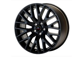 Ford Performance Mustang Performance Pack Rear Wheel - 19x9.5 - Matte Black (2015)