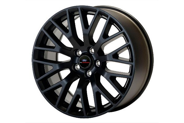 Ford Performance Mustang Performance Pack Front Wheel - 19x9 - Matte Black (2015-2021)