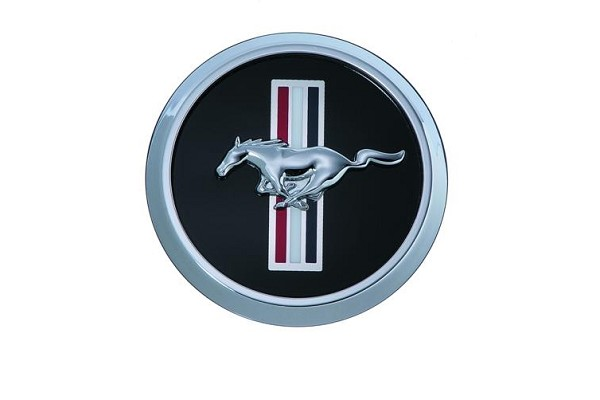 Ford Performance Mustang Running Pony Wheel Cap (2005-2009)
