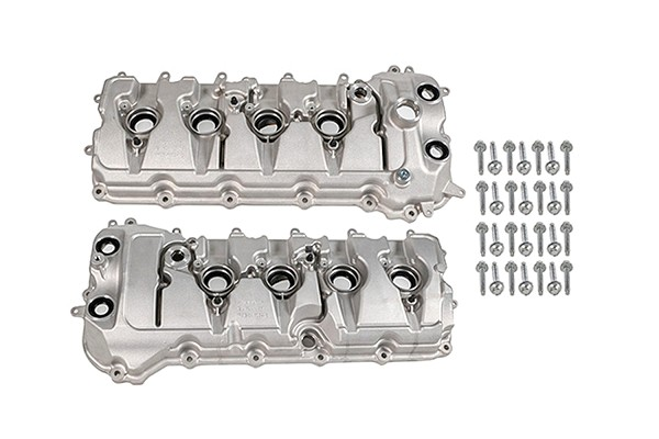 Ford Performance 5.0L/5.2L Aluminum Cam Cover - Pair (2011-2020)