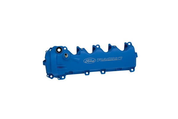 Ford Performance PAIR Blue Coated  4.6L 3-Valve SOHC Cam Covers (2005-2010)