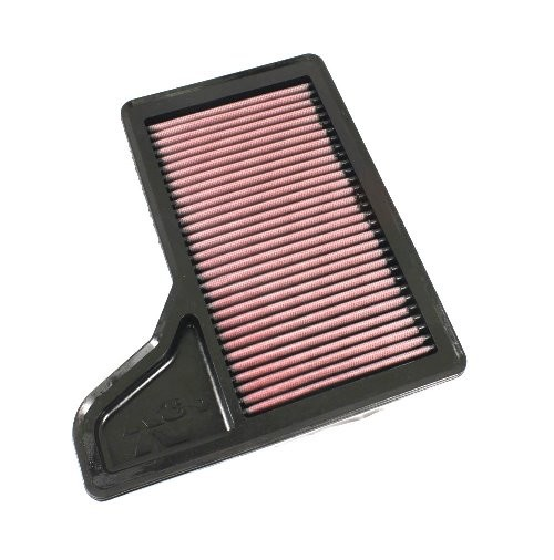 Ford Performance/ K&N S550 Mustang GT, I4 and V6 High Flow Air Filter (2015-2020)