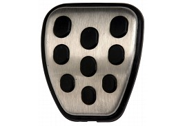 Ford Performance Mustang Aluminum and Urethane Accelerator Pedal Cover (1994-2004)