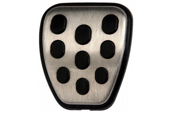 Ford Performance Mustang Aluminum and Urethane Brake/Clutch Pedal Cover (1994-2004)
