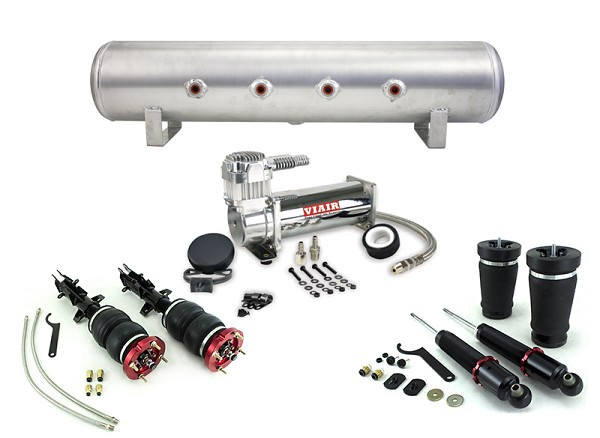 Air Lift Performance 3P Mustang Suspension Kit (2005-2014)