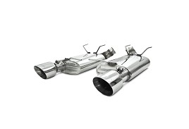 MBRP Ford Mustang Shelby GT500 Pro-Series Axle-Back Exhaust - Stainless Steel (2011-2012) DISCONTINUED