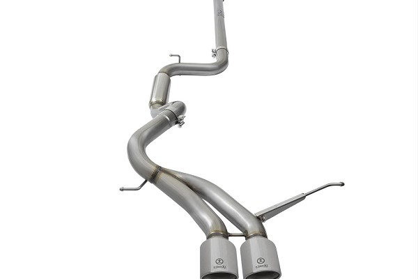 "aFe Takeda Ford Focus ST 3"" 304 SS Cat-Back Exhaust w/ Polished Tips  L4-2.0L Ecoboost ( 2013-2017)"