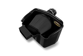 Airaid Ford Explorer 3.5L Ecoboost MXP Intake System w/ Tube (Dry / Black Media) (2013-2019)