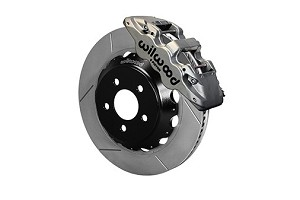 Wilwood AERO6 S550 Mustang Street Front Big Brake Kit - 15