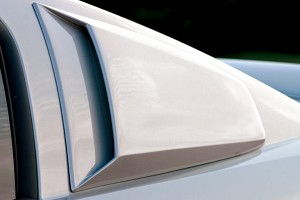 Xenon Mustang Window Scoop - Right Side (05-14)