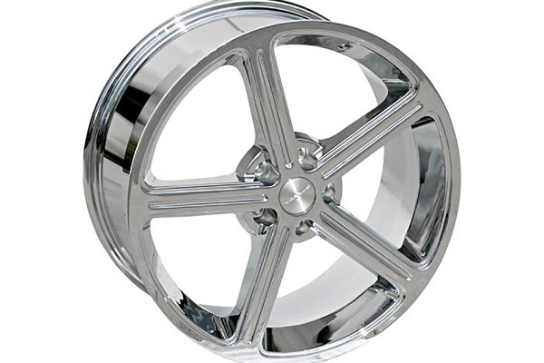 Steeda Ultra-Lite Mustang Wheel - Chrome - 18x9.5 (94-04)