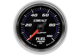 Autometer Cobalt Electric Fuel Pressure Gauge