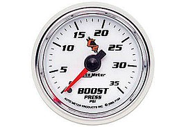 Autometer C2 Mechanical Boost Gauge
