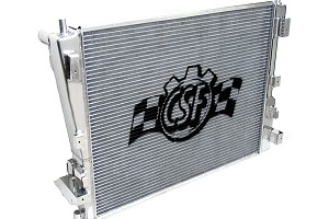 CSF Mustang High Capacity Radiator (05-14)