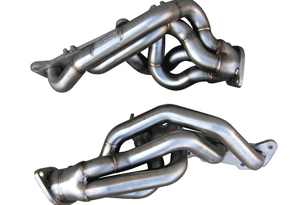 BBK Mustang Shorty Headers - Stainless/Uncoated (11-14 GT/Boss) DISCONTINUED