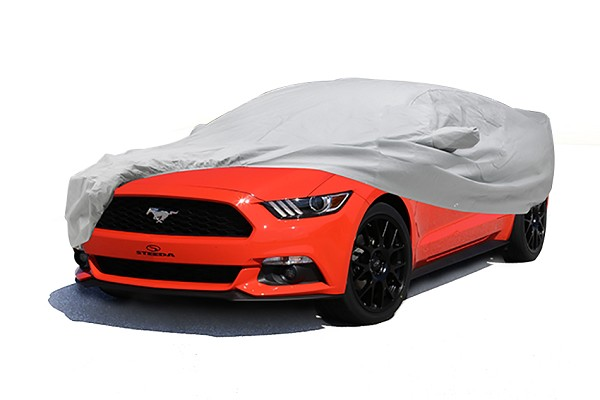 Covercraft Mustang NOAH Convertible Exterior Grey Car Cover (2015-2020)