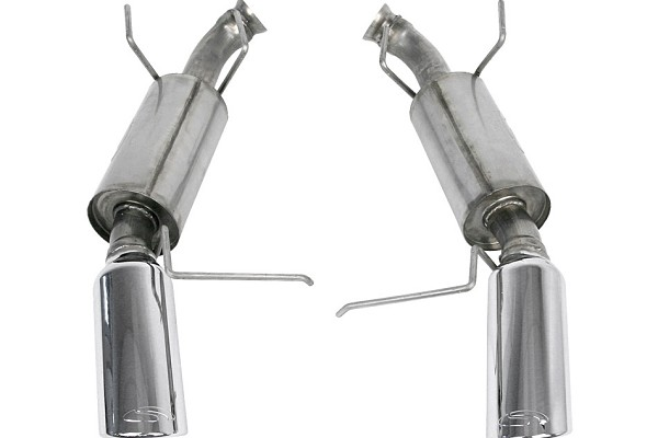 Steeda Mustang Axle-Back Exhaust (11-14 V6) DISCONTINUED