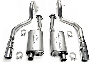 Steeda Mustang Cat-Back Exhaust System (99-04 GT)