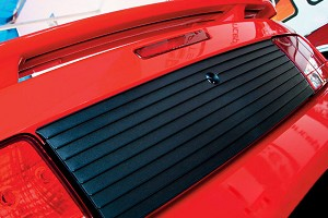 CDC Mustang Rear Decklid Panel (05-09)
