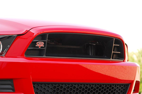 CDC Performance Front Mustang Grille (13-14)