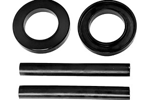 Steeda Polyurethane Mustang Rear Spring Isolators (79-04)