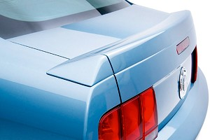 3D Carbon Mustang Mach 3 Spoiler - Unpainted (05-09 All)