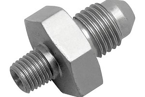 Russell Mustang -6 AN Return Side Fuel Rail Fitting (86-04