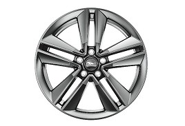 Ford Performance Mustang I4 Performance Pack Wheel - 19x9 - Dark Stainless (2015) - Discontinued