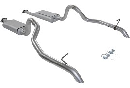 Flowmaster Mustang 3 Chamber Cat-Back Exhaust (87-93 5.0L GT)