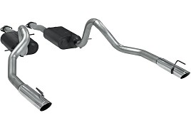 Flowmaster Mustang 2 Chamber Cat-Back Exhaust (99-04 GT)