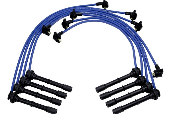 Ford Performance 9 mm Mustang Spark Plug Wires - 96-98 Cobra