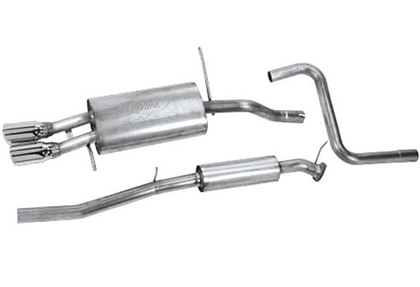 Ford Performance Fiesta ST Cat-Back Exhaust System (2014 ST) DISCONTINUED