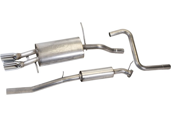 Ford Performance Fiesta Cat-Back Exhaust (11-14) DISCONTINUED