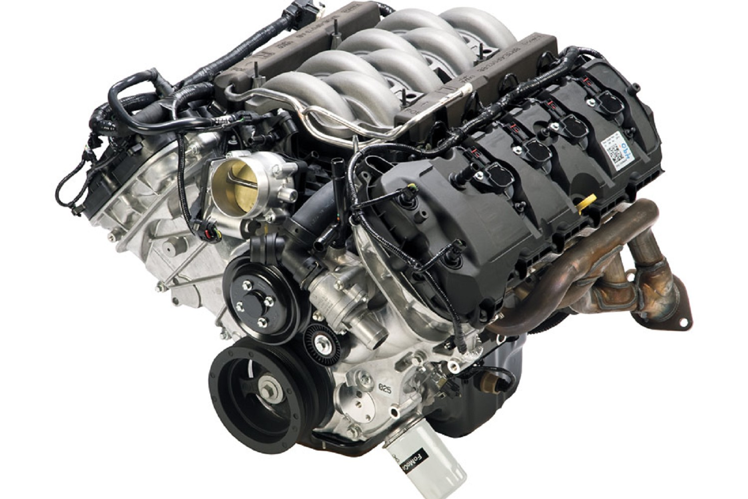 Ford performance mustang 5 0l ti vct crate engine