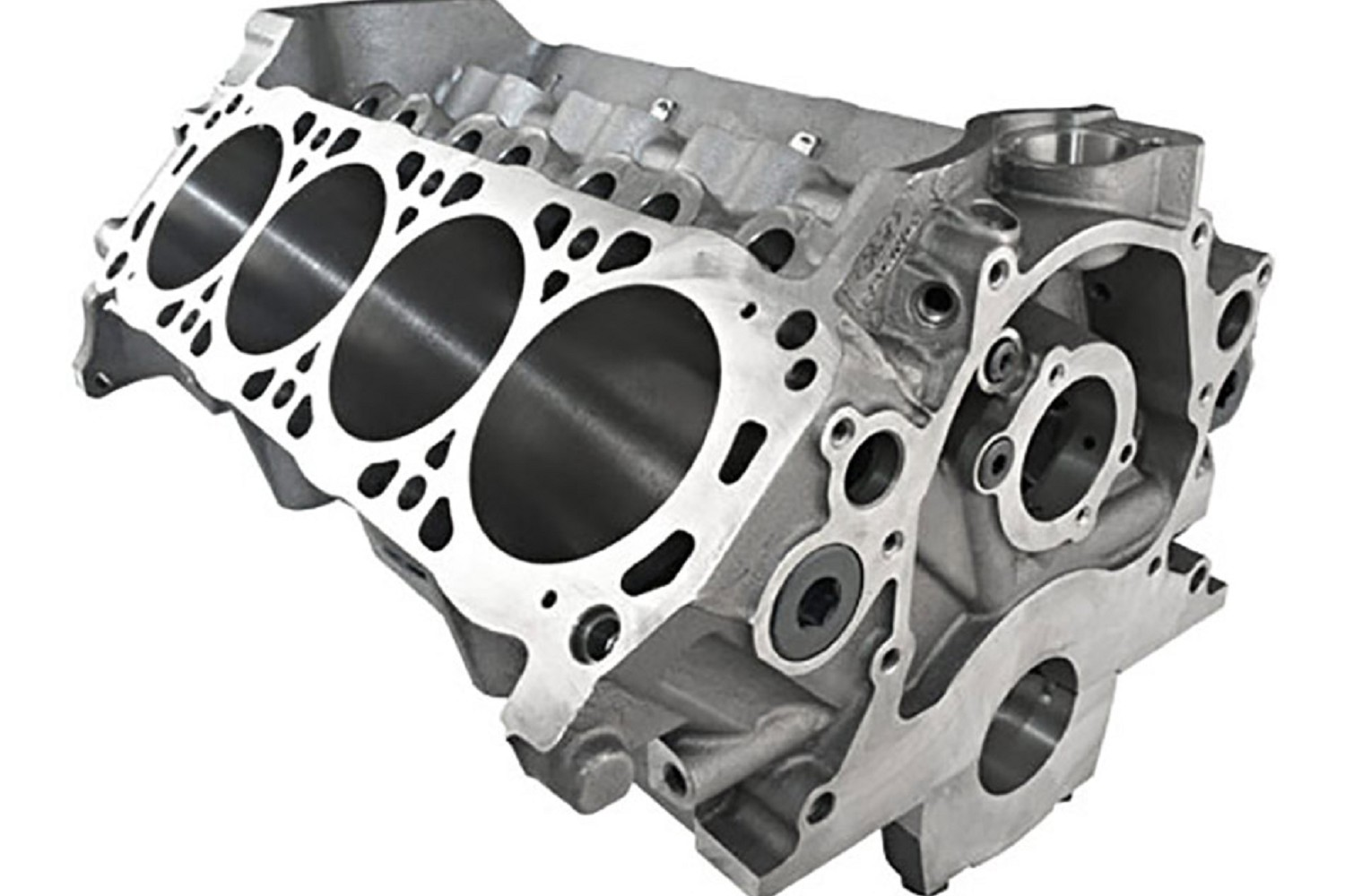 Ford performance mustang boss 302 engine block 84 95