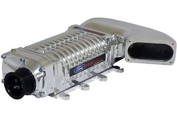 Ford Performance/Whipple Mustang Supercharger System - Polished (11-14) DISCONTINUED