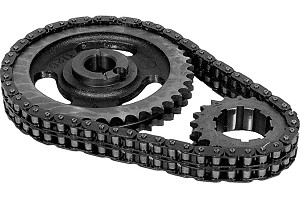 Ford Performance Double Roller Mustang Timing Chain - 85-95 5.0L