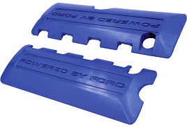 Ford Performance Mustang Boss 302 Blue Coil Cover Pair (11-16 GT/12-13Boss)