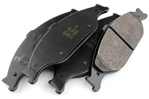 Hawk HP Plus Mustang Brake Pads - Front (99-04 GT & V6)