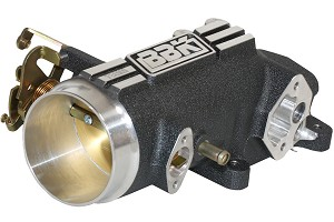 BBK Mustang 78mm Throttle Intake (96-04 GT)