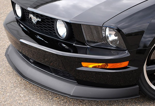 Classic Design Concepts Mustang Splitter Upgrade (05-09 GT)