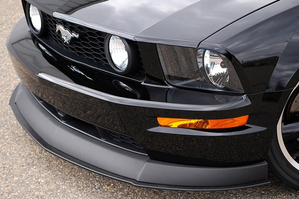 Classic Design Concepts Mustang GT Splitter Upgrade (2005-2009)