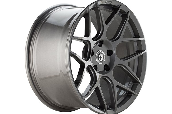 HRE FlowForm FF01 Anthracite Mustang Wheel - 20x10.5 (05-20 All)