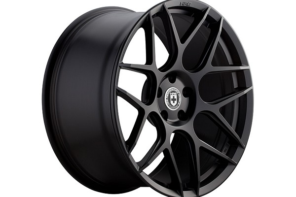 HRE FlowForm FF01 Tarmac Black Mustang Wheel - 20x9.5 (05-20 All)