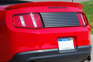 Classic Design Concepts Mustang Rear Deck Lid Panel (10-14 All)