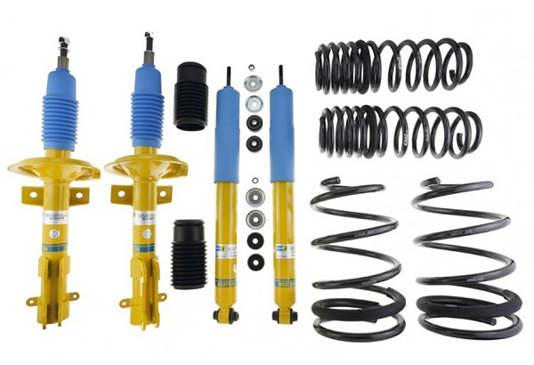 Bilstein Mustang B12 Suspension Pro-Kit (11-14 All)