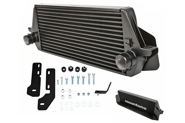 Mountune Focus ST Intercooler Upgrade - Black (15-18 ST)