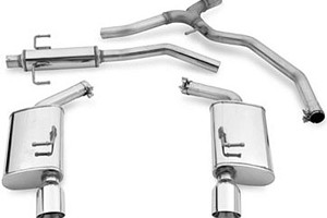 Magnaflow Cat-Back Exhaust System (06-09) FWD 3.0L