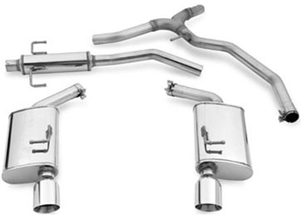 Magnaflow Fusion Cat-Back Exhaust System (06-09) FWD 3.0L