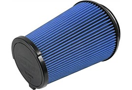 Airaid Mustang Air Filter Upgrade - Blue (10-14 GT500 / 16-17 GT350)